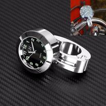 Reloj Para Manillar Moto 7/8 A 1 Pulgada Harley Y Otras