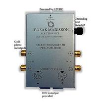 Bozak Madisson Clk-ph2 Amplificador Tornamesas Riaa