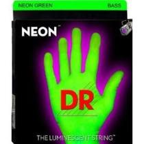 Omm Cuerdas Fluorescentes Para Bajo De 4 Dr Strings Ngb40