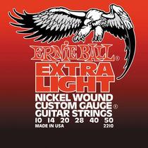 Encordado Ernie Ball Nickel Wound 2210 Calibre 10-50
