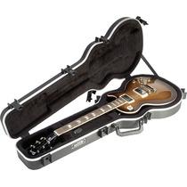 Estuche Skb Rígido De Lujo Para Guitarra Les Paul, El Mejor!