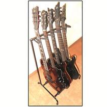 Stand Para 5 Guitarras O Bajos