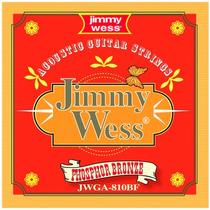 Cuerda 5a Jimmy Wess Guit. Acústica, 6 Pzs Bronce F .40 Wb40