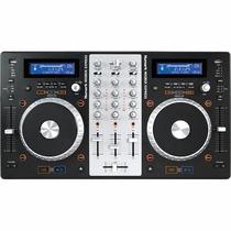 Numark Mixdeck Express Controlador Con Cd Y Usb
