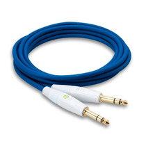 Cable Audio Hosa Beatport Plug 1/4 A Plug 1/4 Trs 3m Bss-010