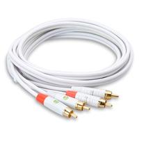 Cable Audio Hosa Beatport Rca Dual A Rca Dual 3m Brr-010x2