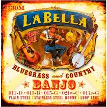 Encordado La Bella Para Banjo De 5 Cuerdas 730m