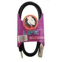 Cable De Audio Pbk Life Canon Mach A 1/4 Plug Trs 5m 2cp5hst