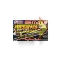 Microfono Alambrico/inalambrico Metalico Rojo Dxr490022