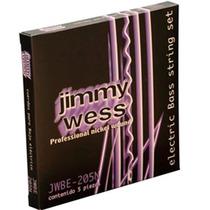 Encordado Jimmy Wess Para Bajo Eléctrico, Pro. Niquel Wnb200