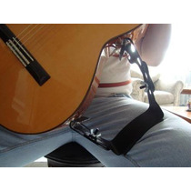 Excelente Soporte Ergonómico Tipo Ergoplay Guitarra Clásica.