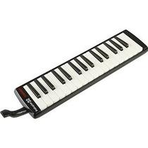 Hohner 32b Piano-estilo Melodica Negro