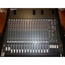 Mezcladora Mackie 16 Canales Cr1604-vlz Profesional
