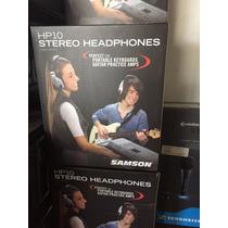 Samson Hp-10 Audifonos Profesionales Estudio - En Existencia