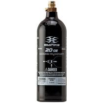 Tanque Co2 20 Oz Aluminio Nuevos