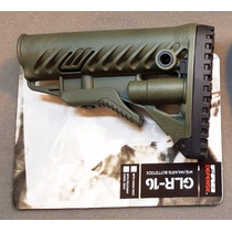Culata Para Rifles Colt Bushmaster Escopetas Y Ar Verde