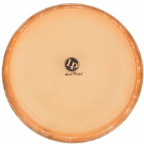 Parche Latin Percussion Para Conga 12 1/2 Cuero Nat Lp265c