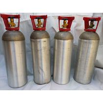 Tanque De Co2 Aluminio De 9 Kg Nuevo Y Lleno Gran Oferta!!!