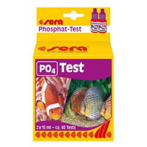 Test Fosfatos (acuario Dulce Y Marino) Marca Sera Alemania