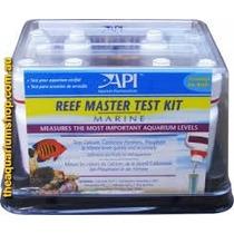 N Test Kit Completo Para Acuarios De Arrecife Mca Api