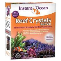 Tratamiento De Agua Instant Cristales Ocean Reef Arrecife S