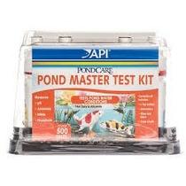 Test Kit Completo Para Estanques Marca Api