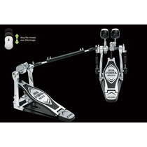 Doble Pedal Tama Iron Cobra Hp200 Ptw Nuevo, Envio Gratis
