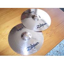 Zildjian Hi Hats De 14 Contratiempos Zildjian Zbt Nuevos Pro