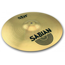 Platillo Sabian Sbr 16 Crash Mod. Sbr1606 Nuevo!!!