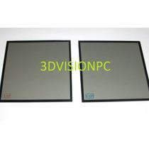Filtros 3d Polarizacion Circular Proyeccion Profesional Fn4