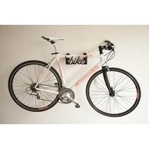 Bike Rack Soporte Para Bicicleta En Muro Hecho En Mexico