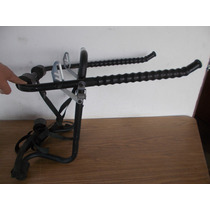 Rack Remolque 2 Bicicleta Hollywod Soporte Carro Auto#a205