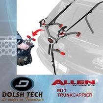 Nuevo Allen Mt1 Rack Porta 1 Bicicletas P/vehículos C/ Hitch