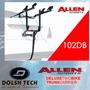 Nuevo Allen 102db Rack Porta 2 Bicicletas P/vehículos Sedan