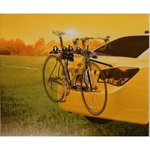 Rack Porta Bicicletas Para Autos Y Camionetas