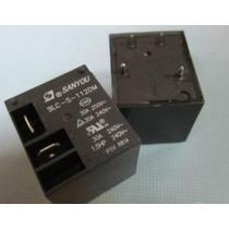 Relay Relevador Sanyou Para Clima Portatil Slc S112dm 12vcd