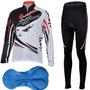 Jersey Y Pant Para Dama Tallas S-m-xl-xxl Para Ciclismo