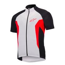 Alpinestars Nemesis Jersey Blanco/negro/rojo