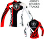 Jersey Ciclismo Caballero Hombre Manga Larga Personalizado