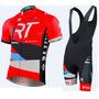 Uniforme De Ciclismo I R T 2015 Jersey + Short Bib, Bici