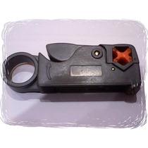 Peladora De Cable Coaxial Rg6 Y Rg59 Con Navaja Ajustablerm4