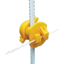 Aislador Para Varilla Cerco Electrico 25 Piezas