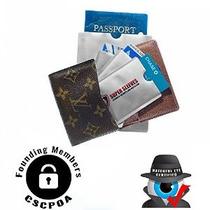 Rfid Bloqueo Mangas Y La Tarjeta De Crédito Del Protector Pa