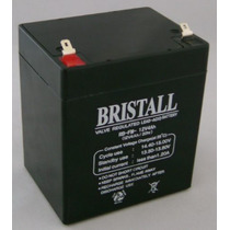 Bateria Recargable 12v 4ah Para Alarmas, Ups, Etc.