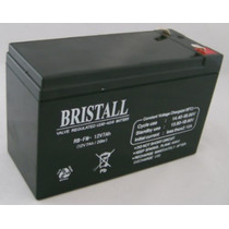 Bateria Recargable 12v 7ah Para Alarmas, Ups, Etc. Bfn