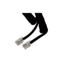 Cablespiral - Cable Espiral Telefonico/ Plug A Plug/ Para Au