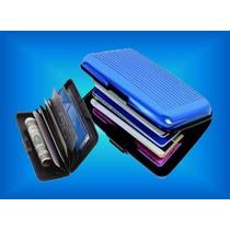 Cartera De Aluminio Card Guard Alluma Wallet