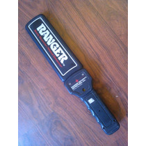 Detector Portatil De Metales Ranger Scanner