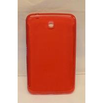 Funda Protector Tpu Samsung Galaxy Tab 3 7 Pulgadas Rosa