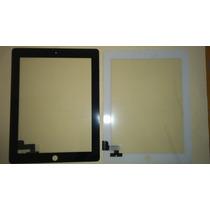 Ipad 2 Touch Digitalizador, Touch Screen En Blanco Y Negro